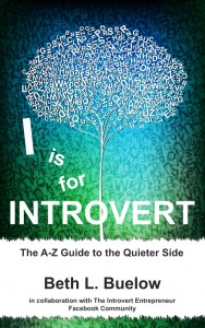 Beth Buelow - I is for Introvert